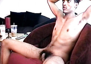 Amateur Straight Boy Omar Can't live without It