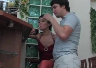 Mima and Adam hardcore anal video