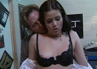 Cleo Patra allows her newest lover to give her a good pussy pounding