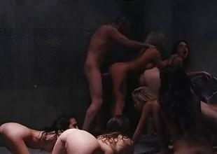 James Deen Wrecks 9 Girls in Epic Rough Sex Battle